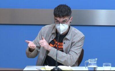 La moción de regular los alquileres impulsada por el Sindicato de Inquilinos se vota en el ayuntamiento de Zaragoza